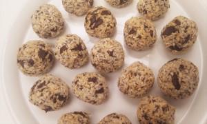 Schoko-Kokos-Bällchen