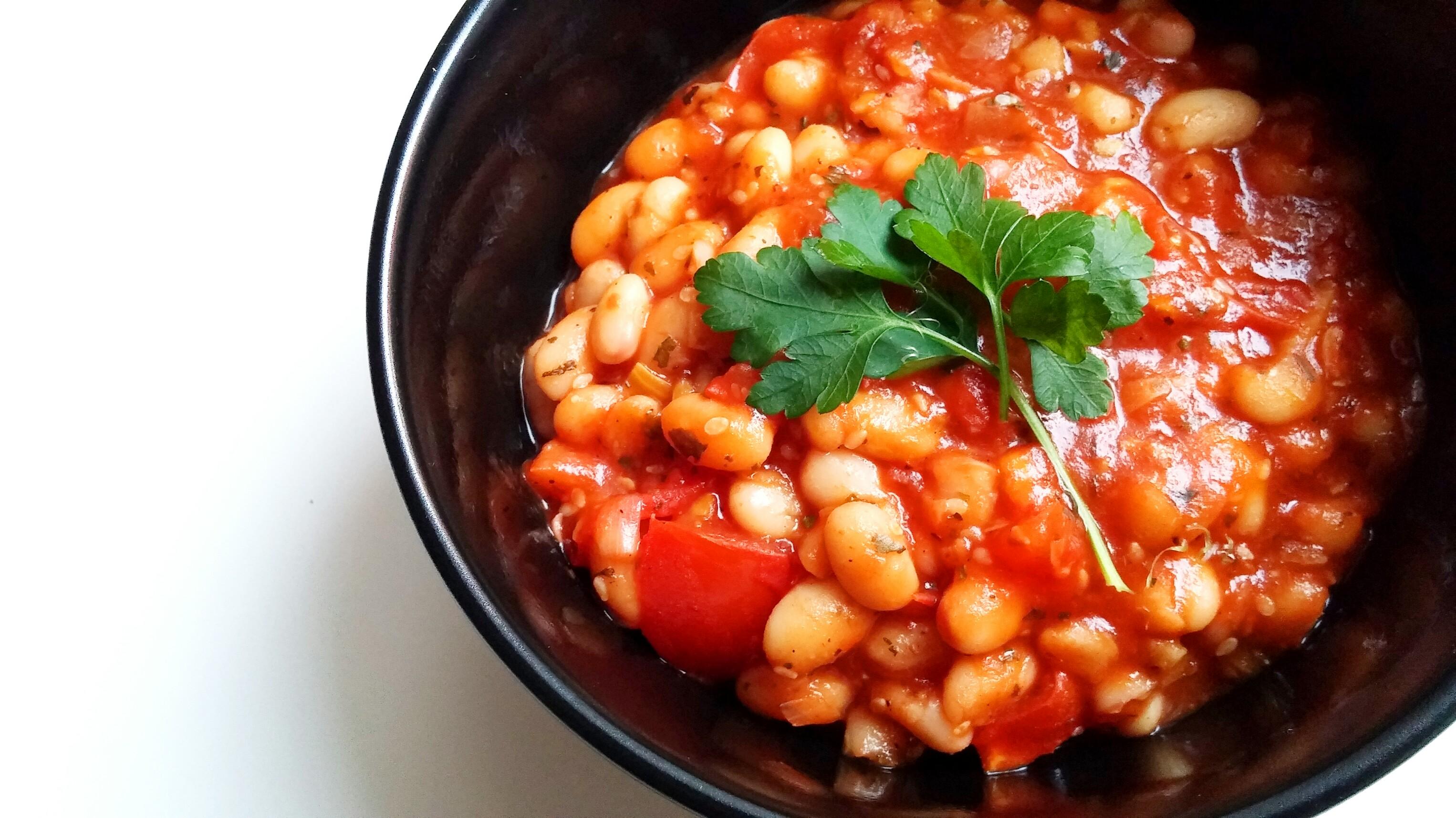 Bohnen-Tomaten-Pfanne4