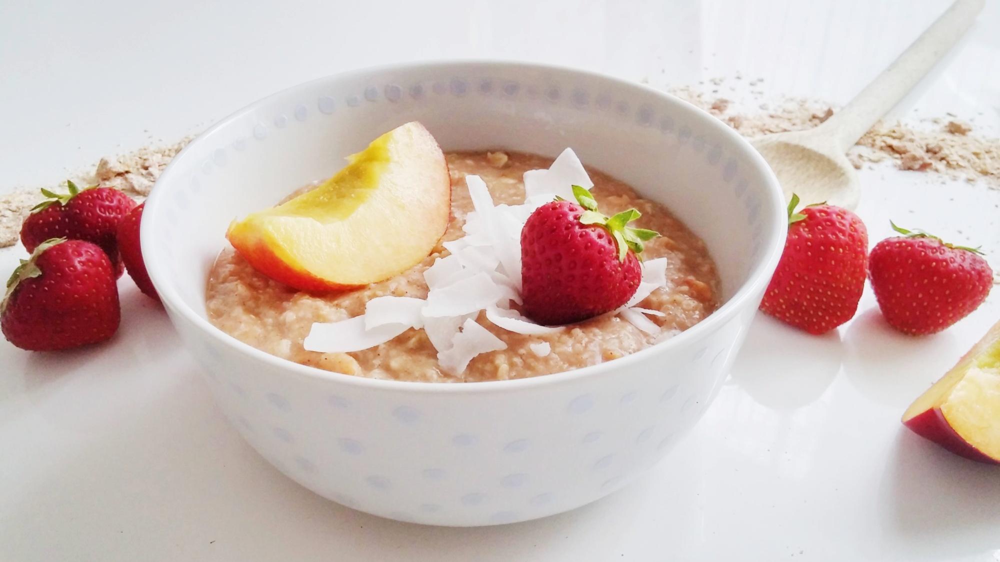 Apfel Zimt Porridge4