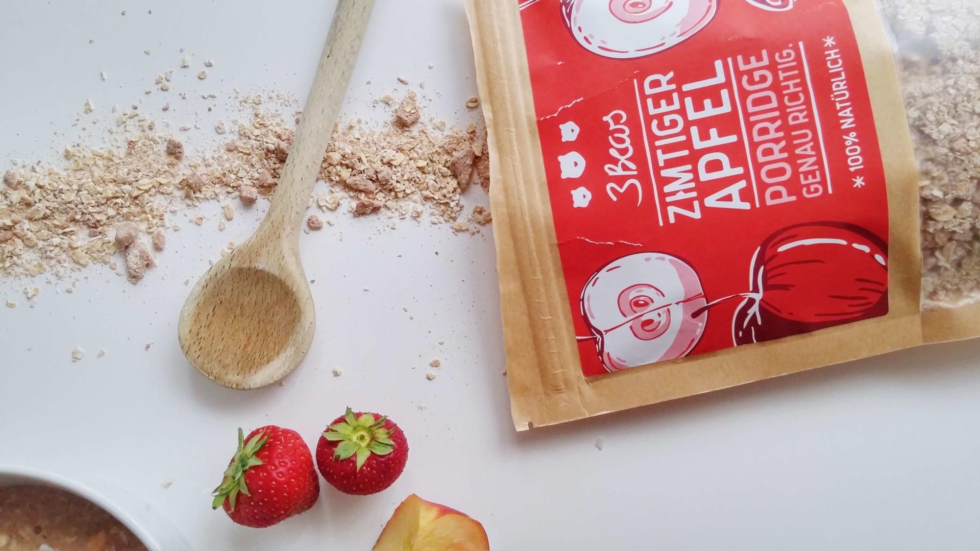 Apfel Zimt Porridge6
