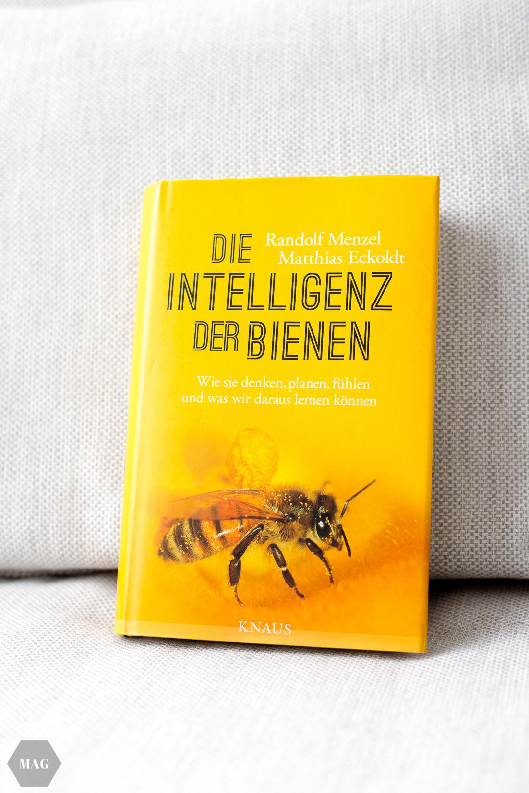 Die Intelligenz der Bienen [Rezension]