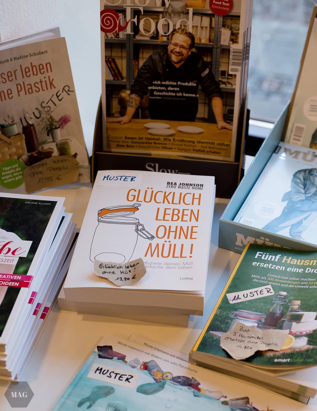 Unverpackt in Münster: Einzelhandel zum Wohlfüllen   Mehr als Grünzeug