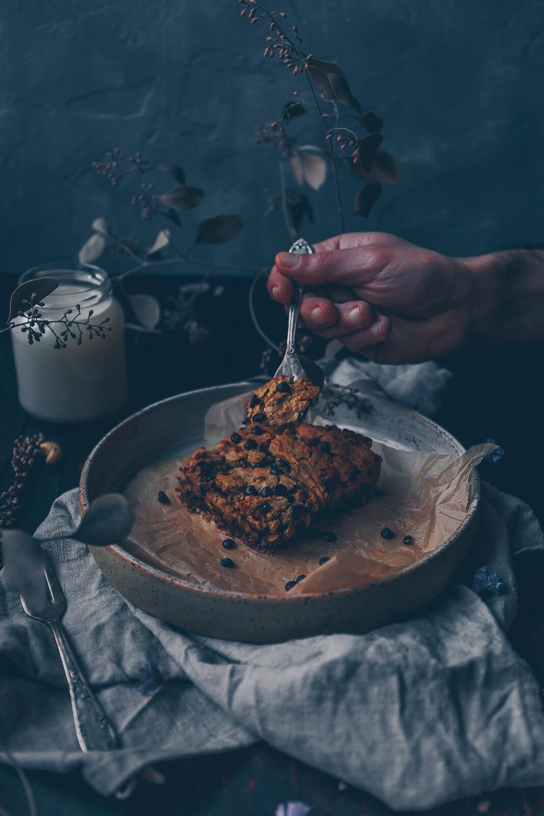Kichererbsen-Blondies, Kichererbsen Blondies, Kichererbsen Kuchen, Kichererbsen süß backen, Kichererbsen backen, Kichererbsen Kuchen backen, Kichererbsen backen Rezept, Protein Kuchen vegan, Protein Kuchen, Rezept veganer Kuchen Kichererbsen