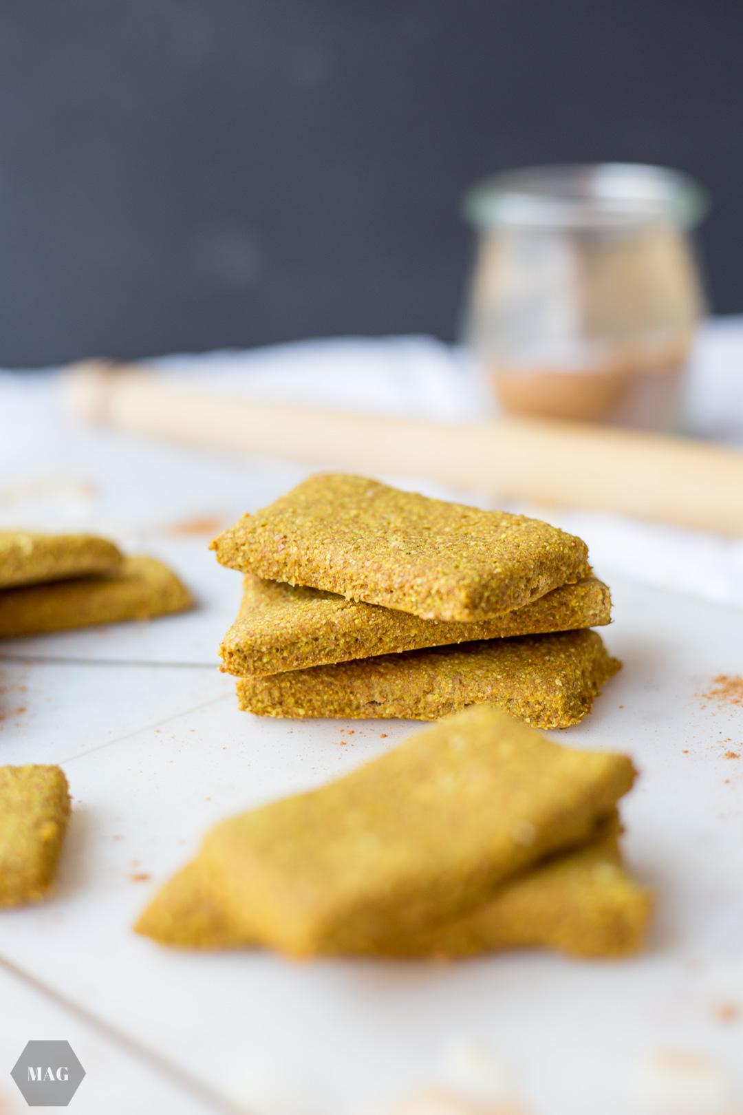 Kurkuma-Kekse, Gewürz-Kekse, winterliche Kekse, goldene milch kekse, herbstliche Kekse