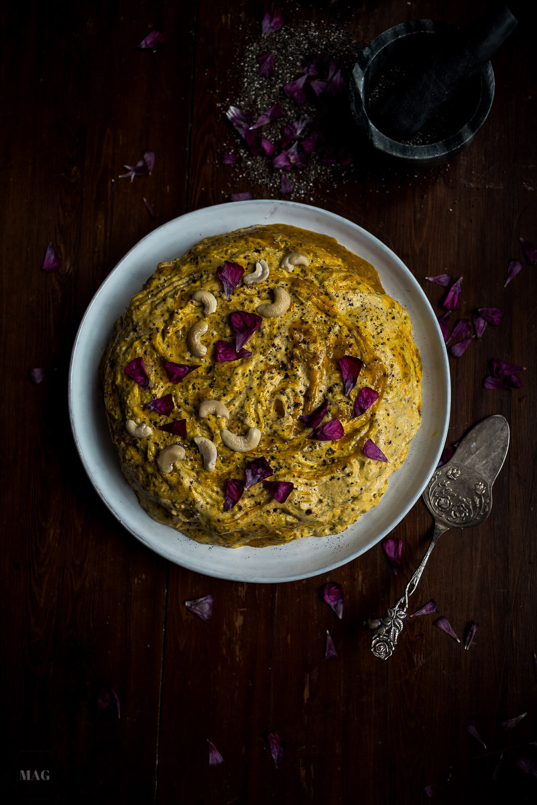 Cremiger Veganer Mango Kuchen Mehr Als Grunzeug