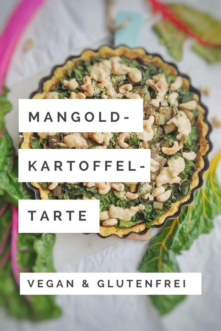 Mangold-Tarte