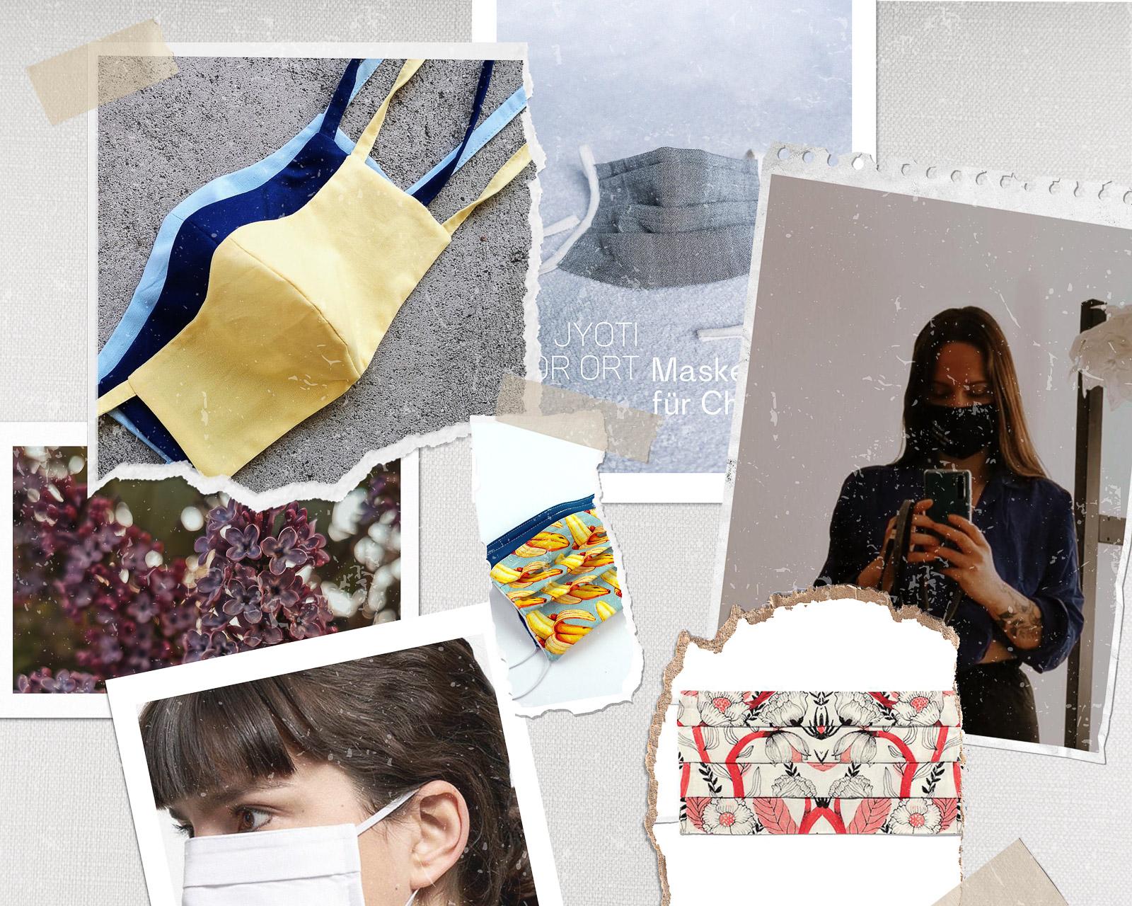 Masken kaufen, Masken fair Fashion kaufen, Masken Stoff, Mund Nase Masken kaufen, Mund Nase Masken online kaufen