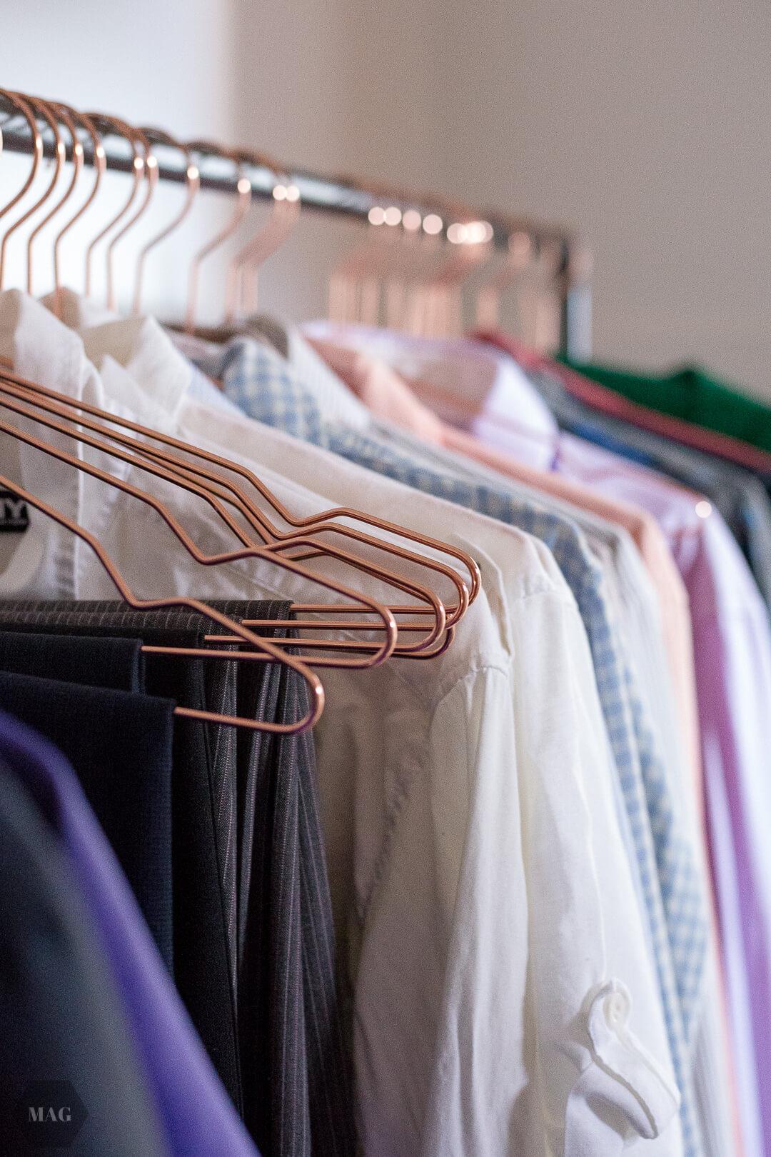 Nachhaltig Kleidung aussortieren + Capsule Wardrobe Update