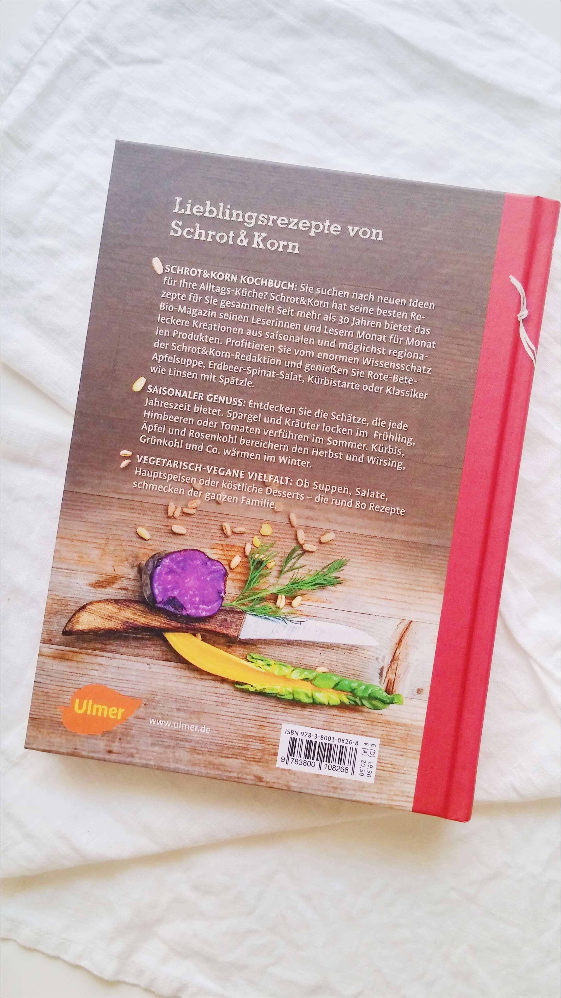 Schrot & Korn: das Kochbuch [Gewinnspiel]