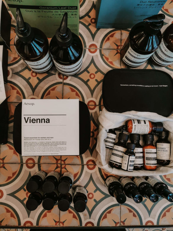Green Blogger Event: 4 Tage in Wien
