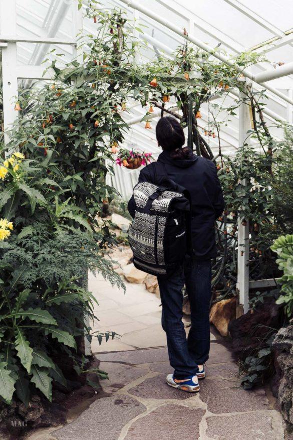 botanischer garten, botanischer garten münster, ethnotek rucksack, ethnotek test rucksack, ethnotek rucksack test, fairer rucksack kaufen, öko-fairer rucksack, ethnotek test, botanischer garten münster