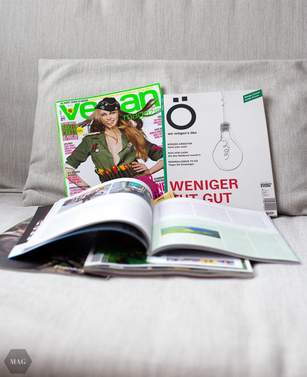 Grüne Magazine: Aktuelle Lese-Favoriten | Mehr als Grünzeug