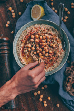 Hummus – mein Basis-Rezept