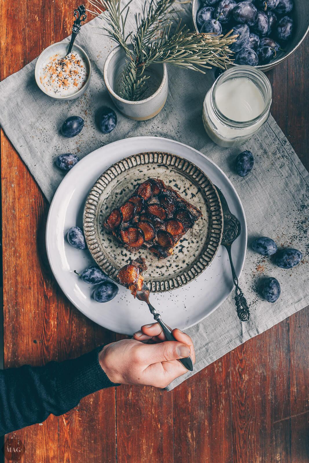 Zwetschgenkuchen, Zwetschgen Kuchen, Zwetschgen Kuchen vegan, Zwetschgen Kuchen ohne Ei, Pflaumen Kuchen, Pflaumenkuchen vegan, Pflaumenkuchen ohne Ei, Zwetschgenkuchen Rezept vegan, Zwetschgenkuchen Rezept